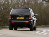 Jeep Grand Cherokee S-Limited UK Version 2008 poster