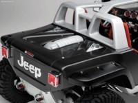 Jeep Hurricane Concept 2005 poster