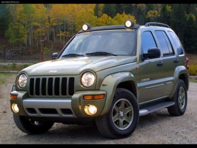 Jeep Cherokee Renegade 2003 poster #578853