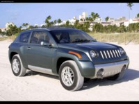 Jeep Compass Concept 2002 #578869 poster