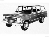 Jeep Wagoneer 1974 poster