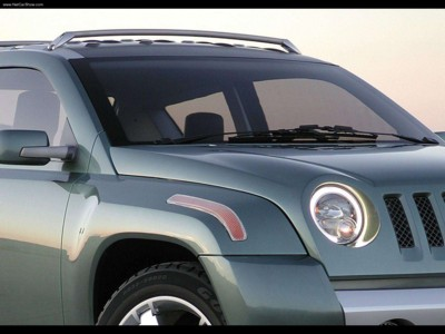 Jeep Compass Concept 2002 poster #578890