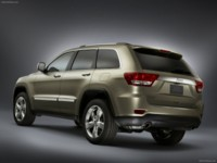 Jeep Grand Cherokee 2011 poster