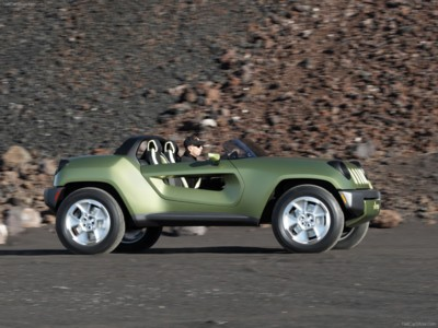 Jeep Renegade Concept 2008 poster #578899