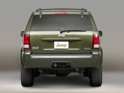 Jeep Grand Cherokee 2008 poster #578914