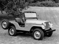 Jeep CJ-5 1955 poster