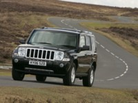 Jeep Commander UK Version 2007 poster