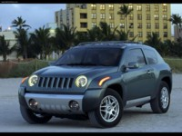 Jeep Compass Concept 2002 #579015 poster