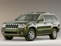 Jeep Grand Cherokee 2008 poster