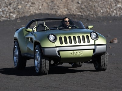 Jeep Renegade Concept 2008 poster #579020