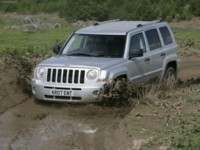 Jeep Patriot UK Version 2007 poster