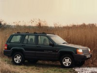Jeep Grand Cherokee UK Version 1996 poster