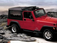 Jeep Wrangler Unlimited 2004 #579104 poster