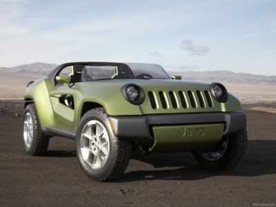 Jeep Renegade Concept 2008 poster #579110