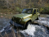 Jeep Wrangler Unlimited 2007 poster