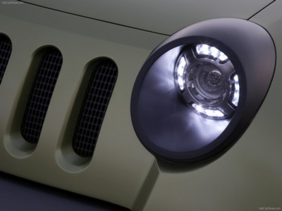 Jeep Renegade Concept 2008 poster #579132