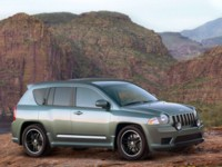 Jeep Compass Concept 2005 poster