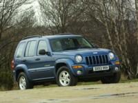 Jeep Cherokee UK Version 2003 poster