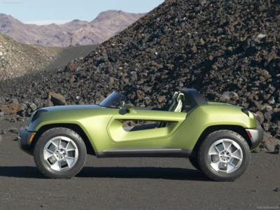 Jeep Renegade Concept 2008 poster #579161