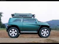 Jeep Willys2 Concept 2002 poster