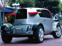 Jeep Treo Concept 2003 poster