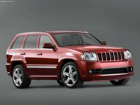 Jeep Grand Cherokee SRT8 2006 poster