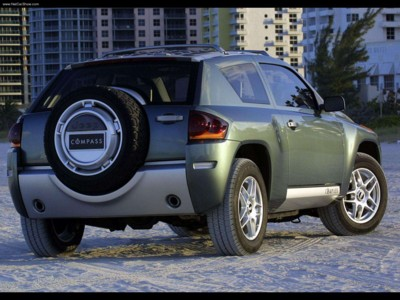 Jeep Compass Concept 2002 poster #579194