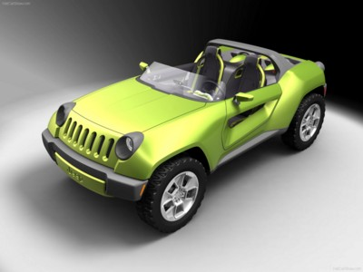 Jeep Renegade Concept 2008 poster #579224