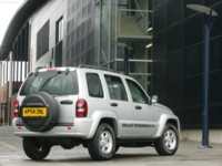 Jeep Cherokee UK Version 2005 poster