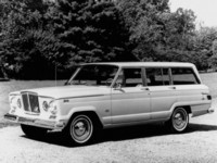 Jeep Wagoneer 1963 poster