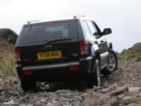 Jeep Grand Cherokee UK Version 2007 poster