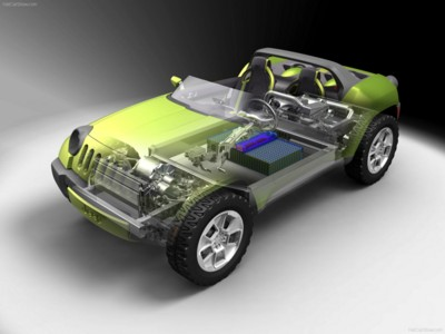 Jeep Renegade Concept 2008 poster #579245