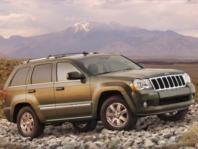 Jeep Grand Cherokee 2008 poster #579259