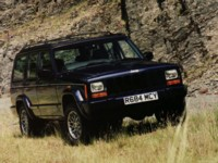 Jeep Cherokee UK Version 1997 poster