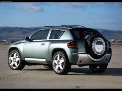 Jeep Compass Concept 2002 poster #579279