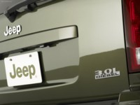 Jeep Grand Cherokee 2008 poster
