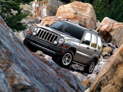Jeep Liberty Renegade 3.7 2005 poster #579312
