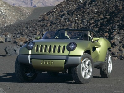 Jeep Renegade Concept 2008 poster #579322