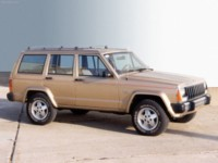 Jeep Cherokee 1984 poster
