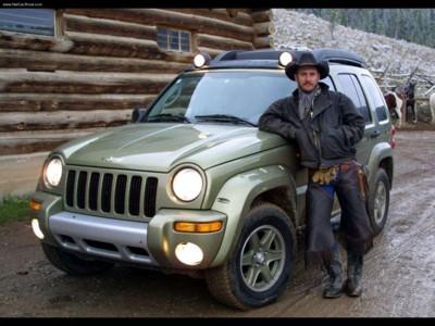 Jeep Cherokee Renegade 2003 poster #579351