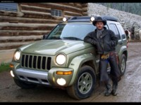 Jeep Cherokee Renegade 2003 #579351 poster