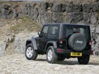 Jeep Wrangler UK Version 2008 poster