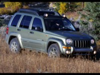 Jeep Cherokee Renegade 2003 #579363 poster