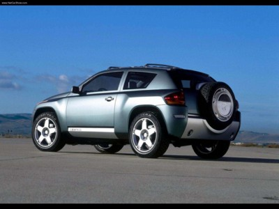 Jeep Compass Concept 2002 poster #579368