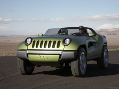 Jeep Renegade Concept 2008 poster #579369