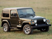 Jeep Wrangler 1997 poster