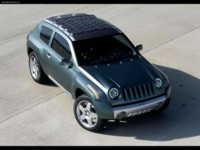 Jeep Compass Concept 2002 #579392 poster