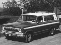 Jeep Cherokee 1974 poster