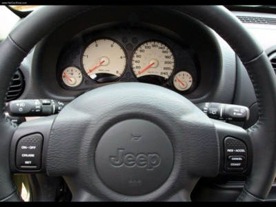 Jeep Cherokee Renegade 2003 poster #579416