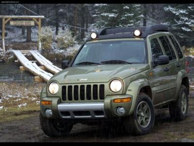 Jeep Cherokee Renegade 2003 poster #579423